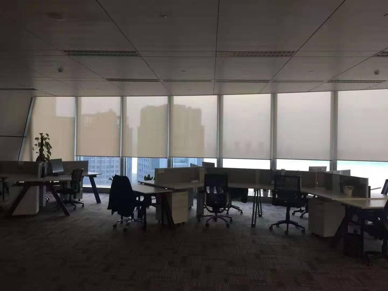 智能成为现代窗饰的遮阳象征