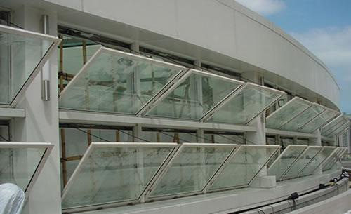 电动链条天窗