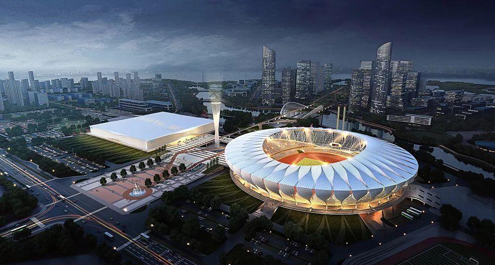 黄石奥林匹克体育中心